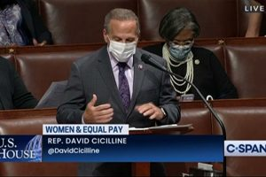 Congressman Cicilline Remarks on Paycheck Fairness Act