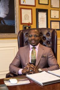 Bishop Lamor Miller Whitehead Reacts To New York Governor Cuomo Restoring Felons Right To Vote